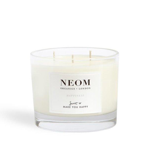 Neom Organics Candle Happiness, Duftkerze 420g