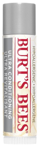 Burts Bees Ultra Conditioning Lip Balm Stick, Extrem Pflegender Lippenbalsam Stift, 4,25 g