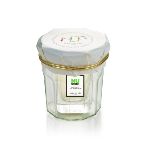 Honoré des Prés Les Verrines D`HONORE Nu Green: Eau de Toilette Spray - 50 ml