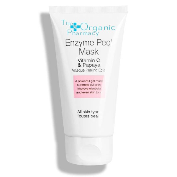 The Organic Pharmacy Enzyme Peel Mask, Erfrischende Enzym-Peeling-Maske 60ml