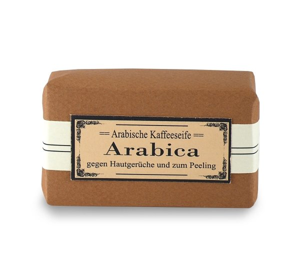 ApoManum Seife Arabica, Küchenseife Kaffee 100g