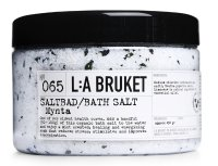 L:a Bruket No. 065 Sea Salt Bath Mint, Meersalzbad Minze...