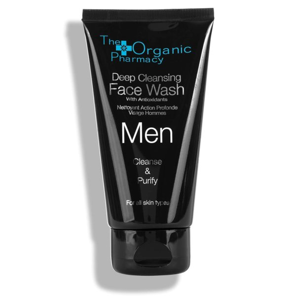 The Organic Pharmacy Deep Cleansing Face Wash, 75ml
