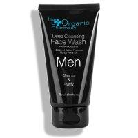 The Organic Pharmacy Men Deep Cleansing Face Wash, Gesichtsreinigung 75ml