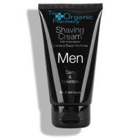 The Organic Pharmacy Men Shaving Cream, Rasiercreme 75ml