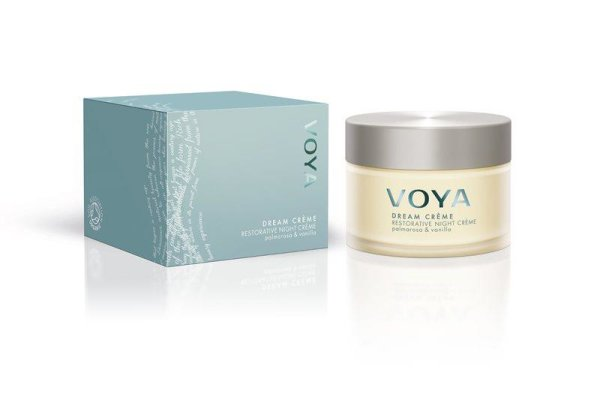 Voya Dream Cream restorative night cream, Nachtcreme