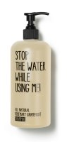 stop the water while using me All Natural Rosemary...