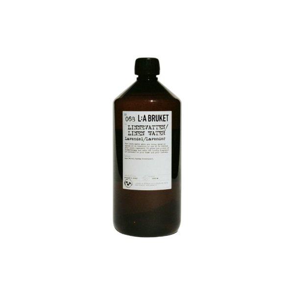 L:a Bruket No. 068 Linen Water, Bügelwasser Lavendel 1000ml