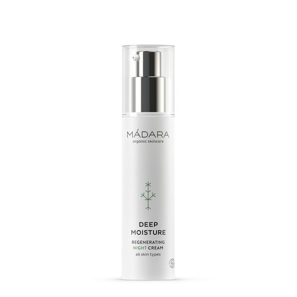 Madara Regenerating Night Cream, Regenerierende Nachtcreme 50 ml