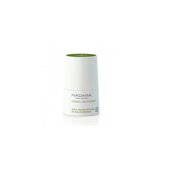 Madara Herbal Deodorant, Kräuter-Deo 50ml