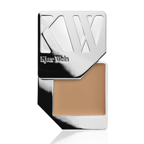 Kjaer Weis Cream Foundation Illusion REFILL, Cremige Foundation warmes Honigbeige REFILL 7,5g