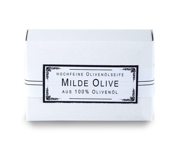 ApoManum Milde Olive Seife 100g