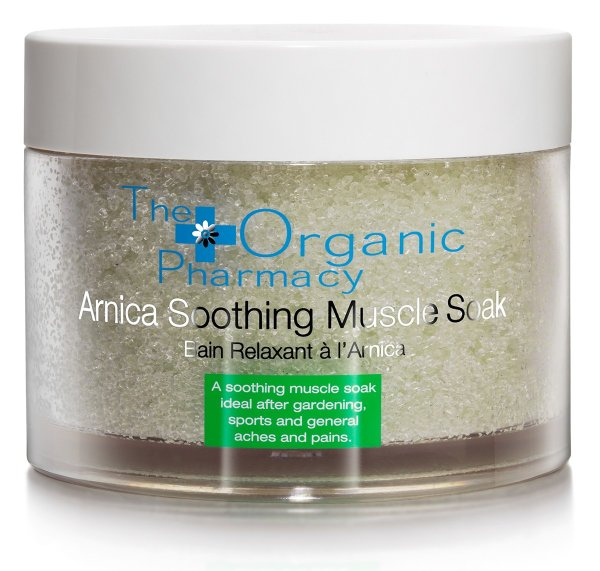 The Organic Pharmacy Arnica Soothing Muscle Soak, Arnika Bad 325g