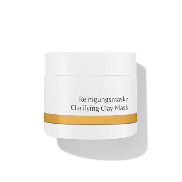Dr.Hauschka Reinigungsmaske Tiegel, Clarifying Clay Mask 90g