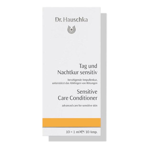 Dr.Hauschka Tag und Nachtkur, Sensitive Care Conditioner 10x1ml