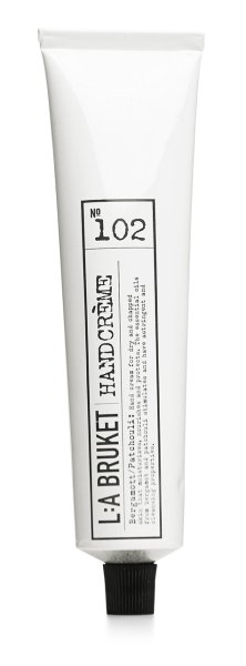 L:a Bruket No. 102 HANDCRÉME Bergamott/Patschouli, Handcreme Bergamotte/Patchouli KLEIN 70ml