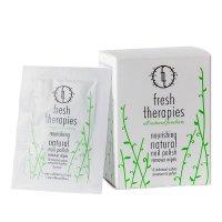 fresh therapies Natural Nail Polish Remover Wipes,...