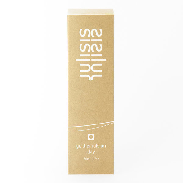 JULISIS gold emulsion day, Gold Emulsion Tag 50ml