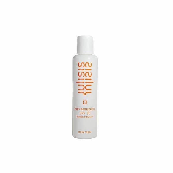 JULISIS sun emulsion SPF30, Sonnenemulsion LSF30 100ml
