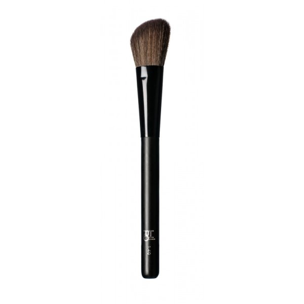 HIRO Cosmetics Angeled Blush Brush #1.40, Rouge/Bronzerpinsel 1 Stück
