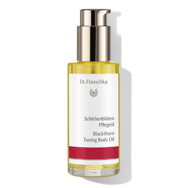 Dr.Hauschka Schlehenblüten Pflegeöl, Blackthorn Toning Body Oil 75ml
