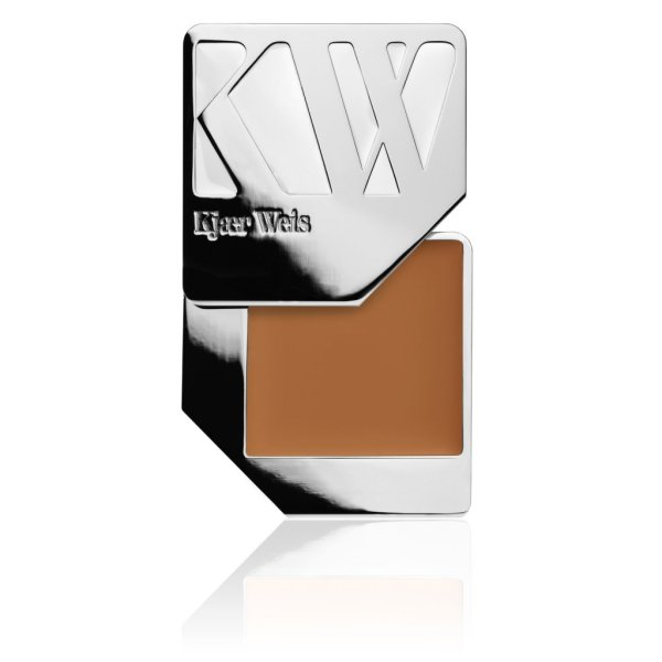 Kjaer Weis Cream Foundation Delicate REFILL, Cremige Foundation Dunkel 7,5g