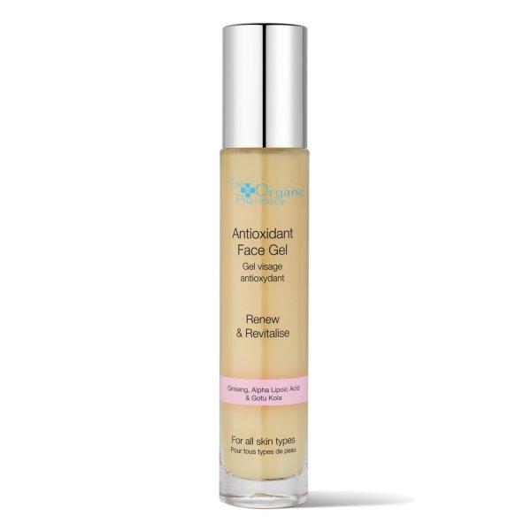 The Organic Pharmacy Anti Oxidant Face Gel, Anti-Ageing-Feuchtigkeitsgel 35ml