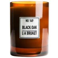 L:a Bruket No. 149 Candle Black Oak, Duftkerze Schwarze...