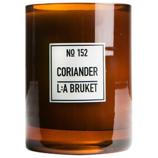 L:a Bruket No. 152 Candle Coriander, Duftkerze Koriander 260g