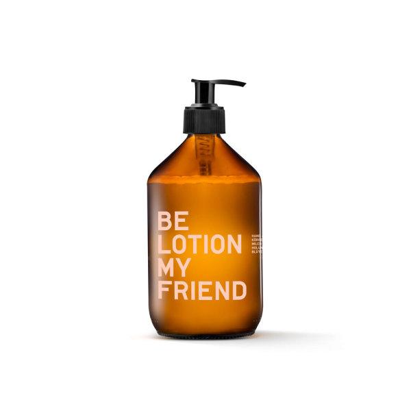 be [...] my friend - be lotion my friend, Bodylotion Holunderblüte 500ml