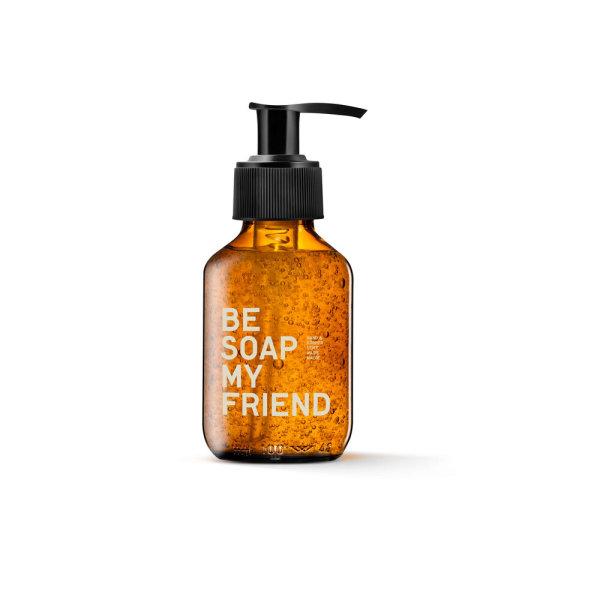 be [...] my friend - be soap my friend, Hand- & Körperseife Wilde Malve 100ml
