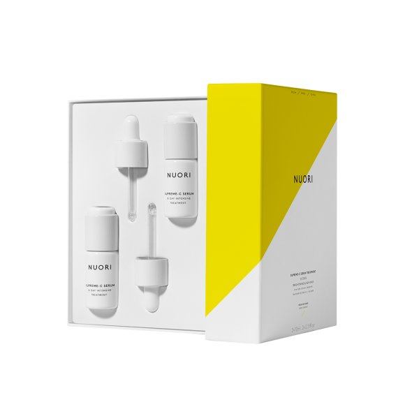 NUORI Supreme-C Serum Treatment, Intensivserum 2x10ml