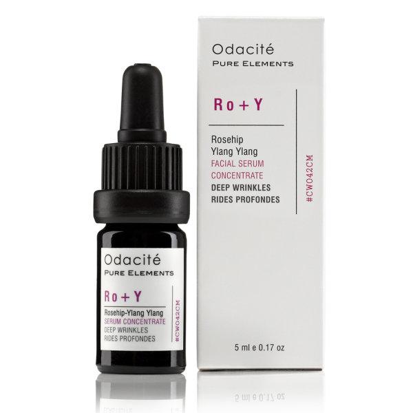 Odacité Ro+Y - Deep Wrinkles Booster (Rosehip + Ylang Ylang), Gesichtsserum 5ml