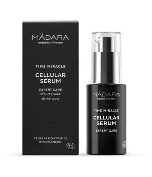 Madara Time Miracle Cellular Serum, Anti-Aging Serum 30ml
