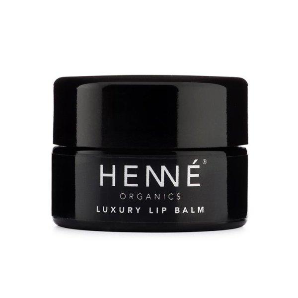 HENNÉ organics Luxury Lipbalm, Lippenpflegebalsam 10ml