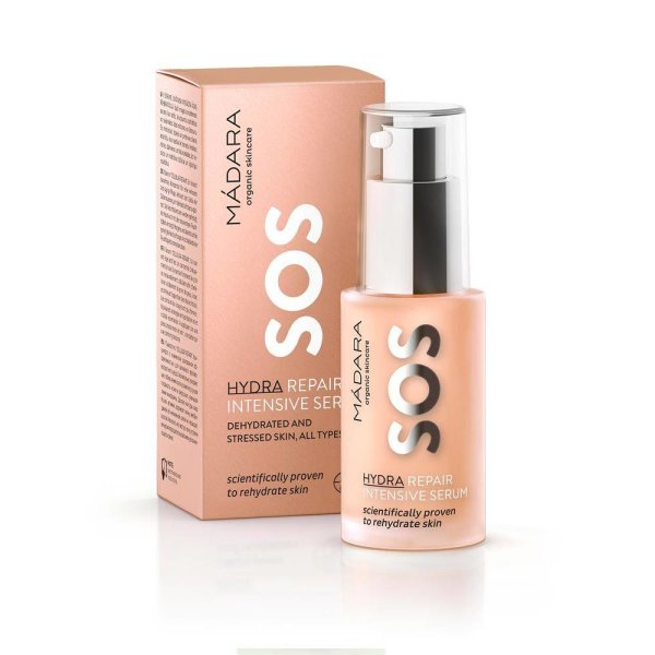 Madara SOS Hydra Repair Intensive Serum, Reparierendes Serum 30ml