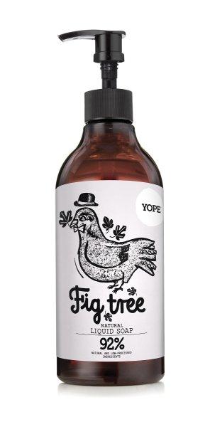 YOPE Natural Liquid Handsoap Fig tree, Handseife Feigenbaum 500ml