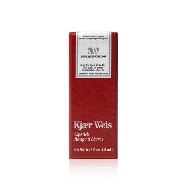Kjaer Weis Lip Stick Adore, Lippenstift Hollywood-Rot 4,5ml