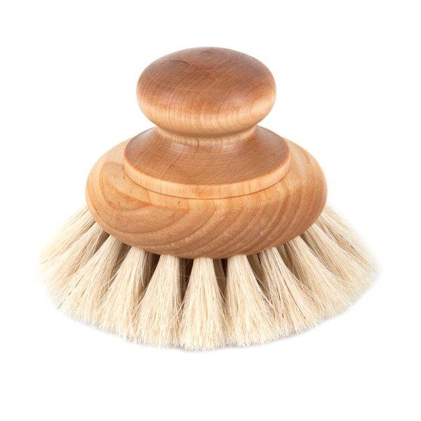 Iris Hantverk Bath Brush, Badebürste mit Knauf 1 Stück