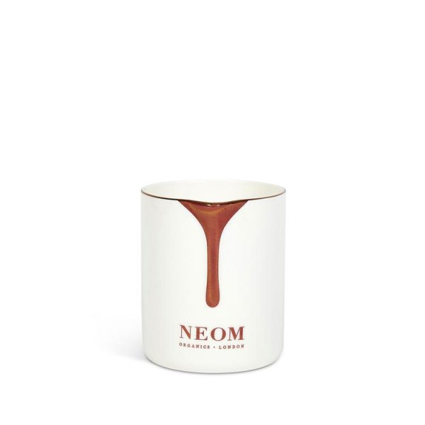 Neom Organics Intensive Skin Treatment Candle Real Luxury, Massagekerze 1 Stück, 150g