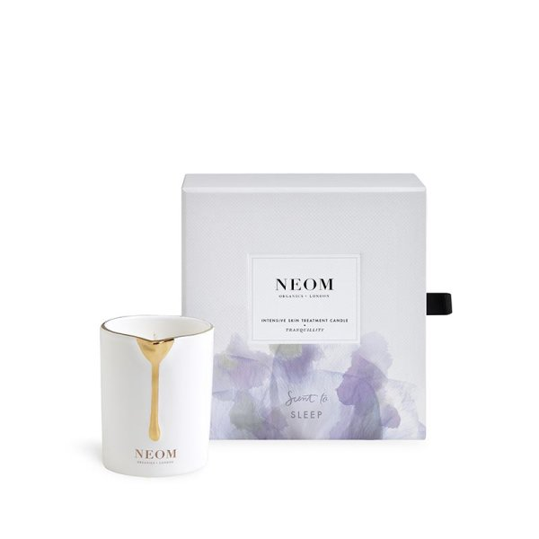 Neom Organics Intensive Skin Treatment Candle Tranquility, Massagekerze 1 Stück, 150g