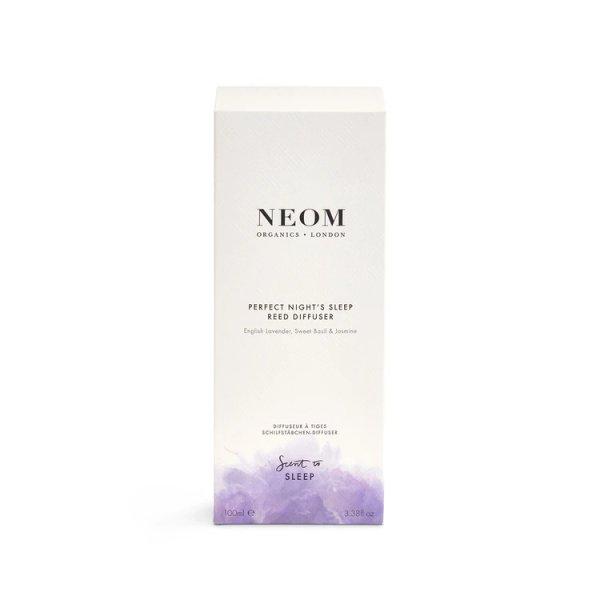 Neom Organics Reed Diffuser Perfect Nights Sleep, Raumbedufter 100ml