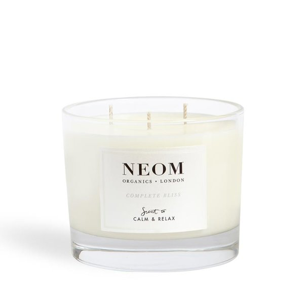 Neom Organics Candle Complete Bliss, Duftkerze 420g