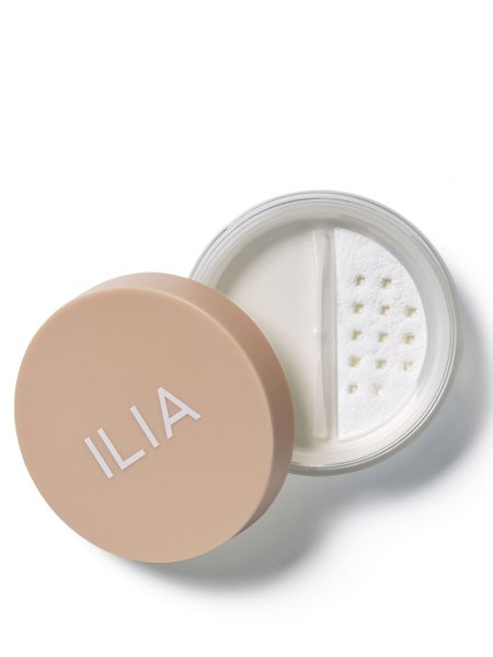 ILIA beauty Fade into You Soft Focus Finishing Powder, transparentes Puder DOSE 9g