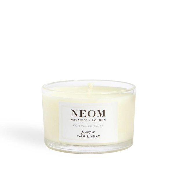 Neom Organics Candle Complete Bliss, Duftkerze TRAVEL 75g