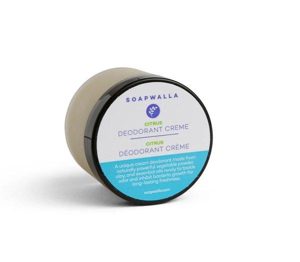 Soapwalla Cream Deodorant CITRUS, Cremedeo 57g