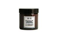 L:a Bruket No. 153 Candle Tabac, Duftkerze Tabak TRAVEL 50g