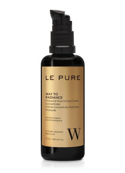 LE PURE Way to Radiance, tiefenwirksames Cremekonzentrat 50ml