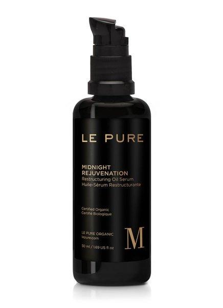 LE PURE Midnight Rejuvenation, ausgleichendes Gesichtsöl 50ml