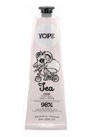 YOPE Natural Hand Cream Tea and Mint, Handcreme Tee und Minze 100ml